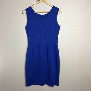 Banana Republic Royal Blue Sheath Dress 4